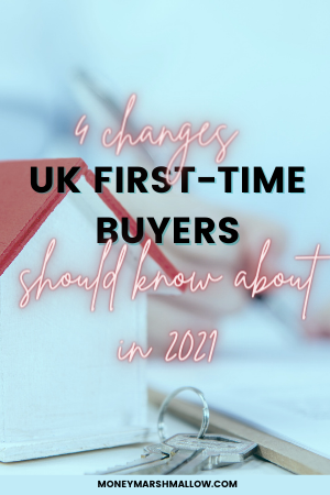 First-time buyer in the UK