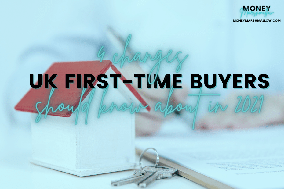 UK first-time home buyers