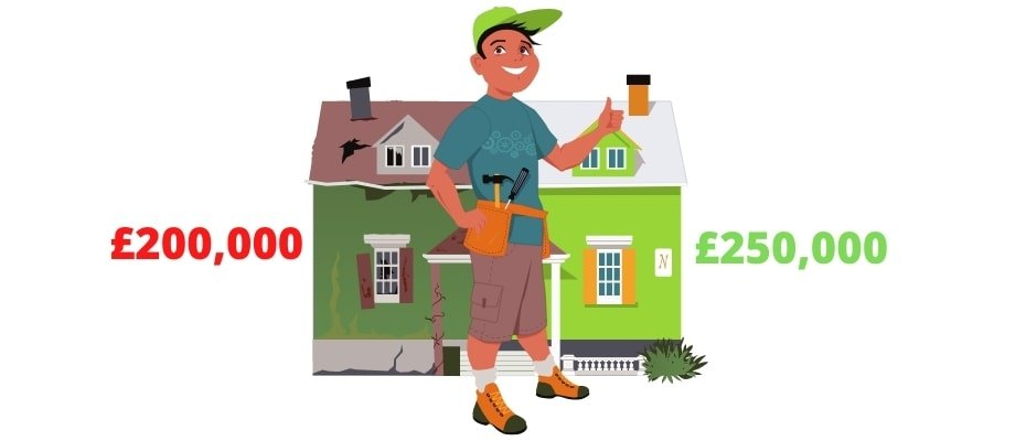 Make money from house flipping
