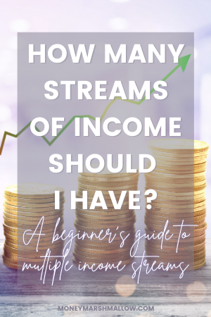 How many streams of income should I have