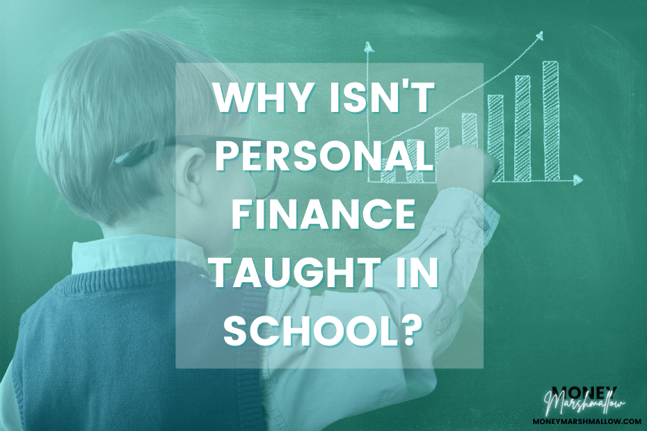 Why isn't personal finance taught in school