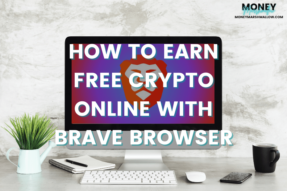 How to earn crypto with Brave browser