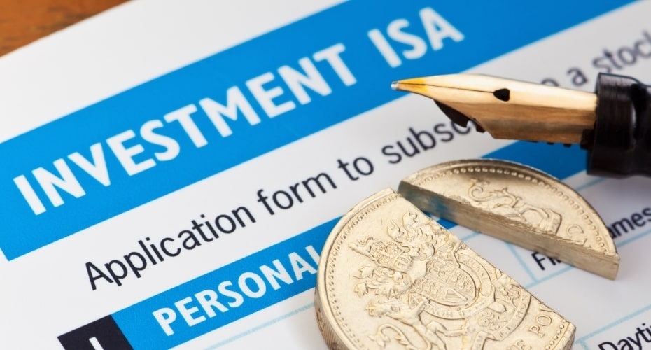 Tax benefits with ISA