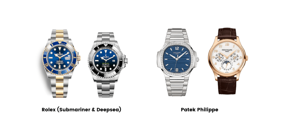 best luxury watches to invest in