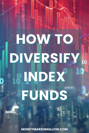 How to diversify index funds Pin